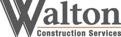 Walton Construction, Inc. Logo
