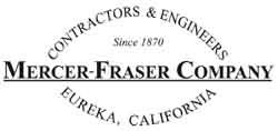 Mercer-Fraser Company Logo