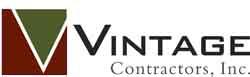 Vintage Contractors Logo