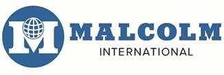 MALCOLM INTERNATIONAL Logo
