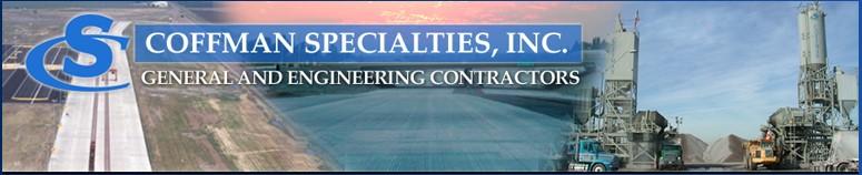 Coffman Specialties, Inc.