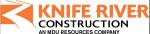 DSS Company dba Knife River Construction Logo
