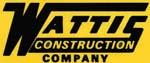 Wattis Construction Co., Inc. Logo