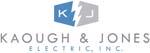Kaough & Jones Electric Logo