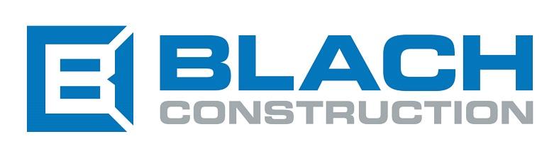 Blach Construction Company Logo